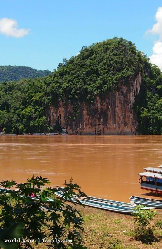 Luang Prabang Laos Caves