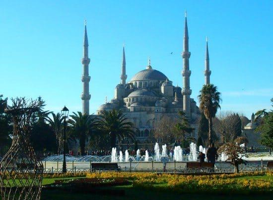 Sultanahmet Mosque Istanbul