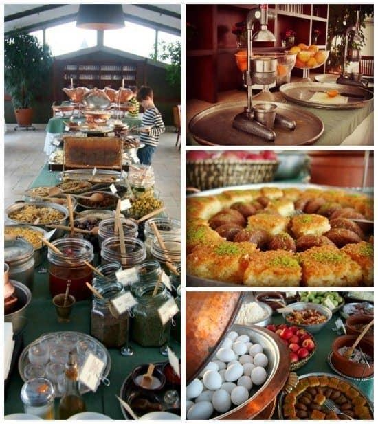 armada sultanahmet hotel breakfast