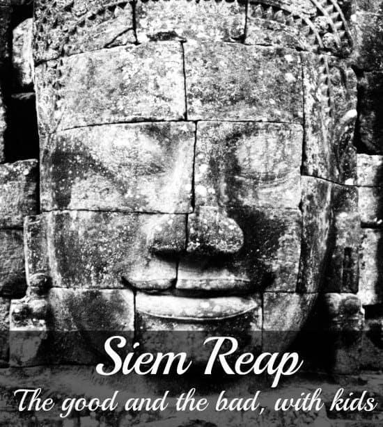 Siem Reap With Kids