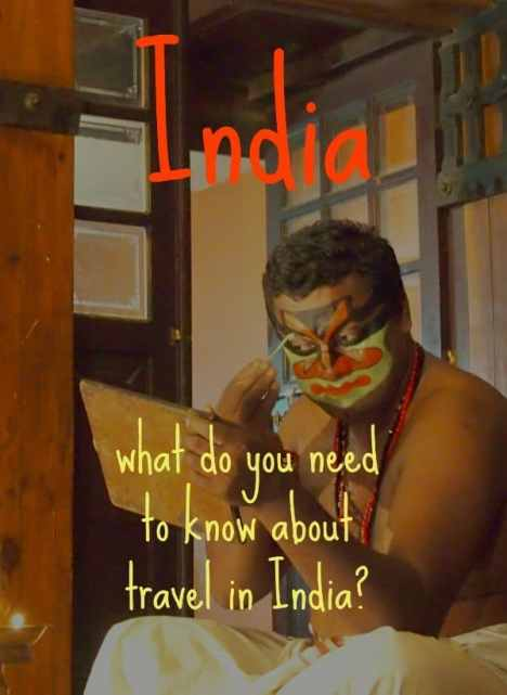 What do you need to know about travel in India? All of our India experience, with children and without, in one page.