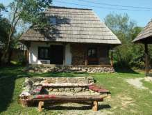 When family travellers settle, they seem to end up in Romania. Penny and Duncan created the Village Hotel, Breb.