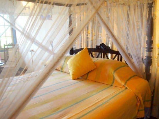 The master bedroom max wdiya villa ambalangoda
