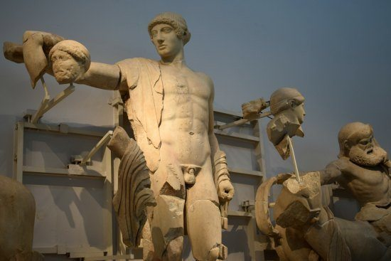 PLaces to visit in Greece Olympia