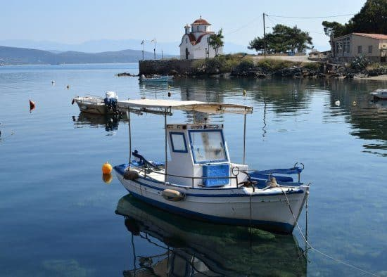 Places to visit in Greece Gythios