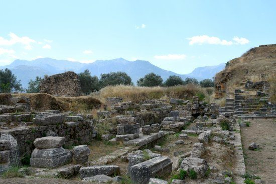 Places to visit in Greece Sparta or Sparti