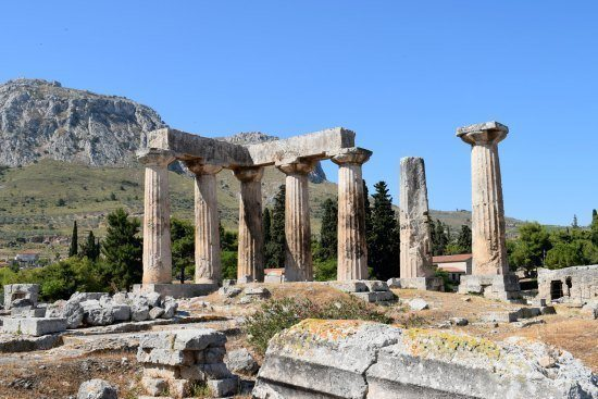 places to visit in Greece Corinth