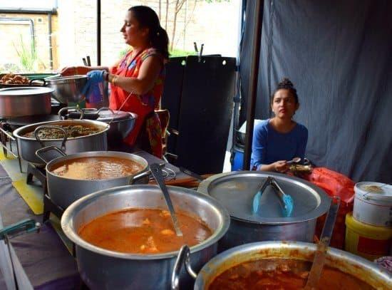 indian street food lond london greenwich