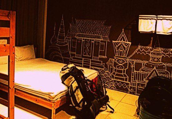 Mile Map Hostel Bangkok Family Room Review