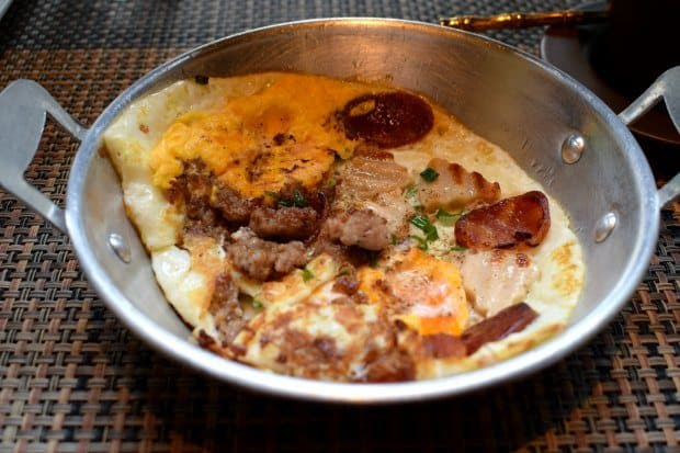 Thai breakfast Bangkok