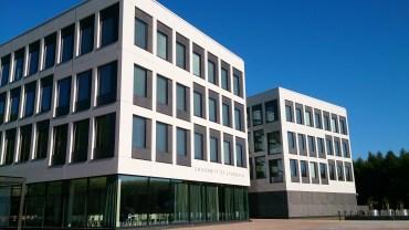 Das neue Universitätsgebäude in Jyväskylä