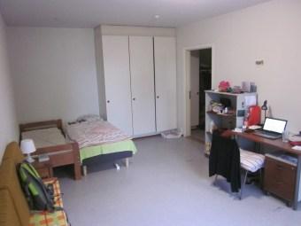 Mein Zimmer: Bett for free und viel Platz