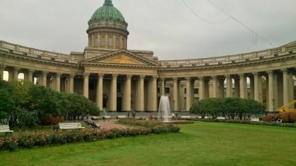 Orthodoxe Kazan Kathedrale