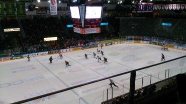Finnish Ice Hockey: Tampere vs. Pori - 1:0