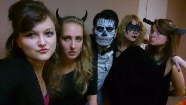 Halloween am Wochenende!