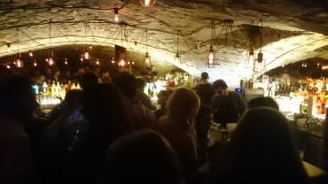 Welcome Bar underground