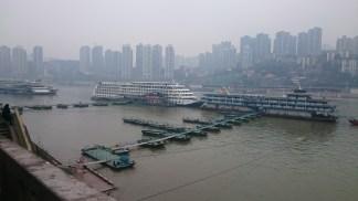 Super big city: Chongqing