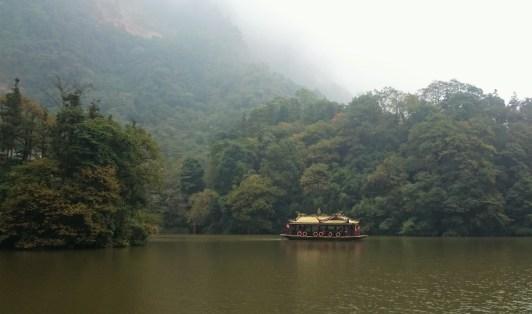 Mystical lake