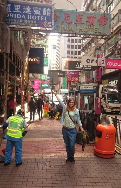Welcome to Mong Kok!