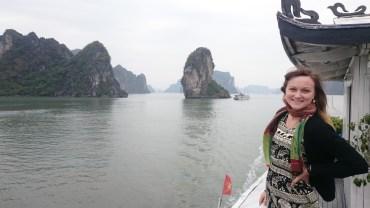 Halong Bay cruise