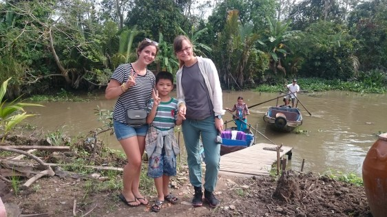 Mekong Delta Tour with little Ho