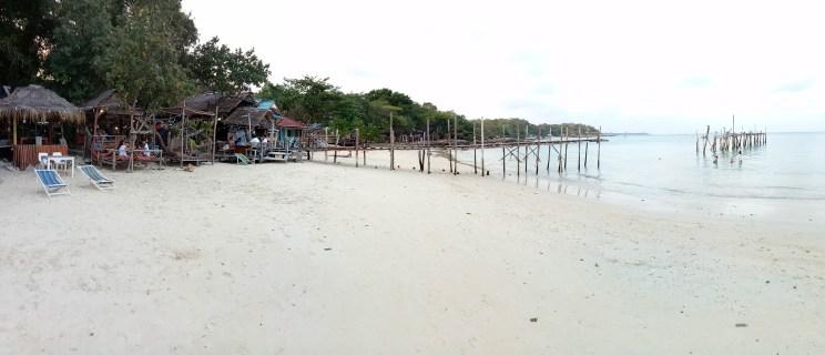 Ao Wai Beach in Ko Samet