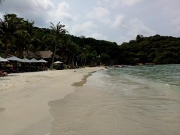 Beach 4 hours from Bangkok