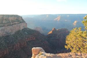Sunset at the Grand Canyon, Arizona