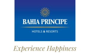 logo for Bahia Principe hotels and resorts