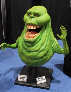 Slimer from Ghost busters
