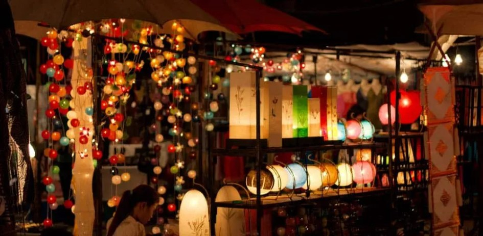 Top things to do in Chiang Mai - Night Market