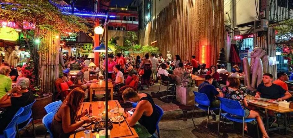 Bangkok 3 day itinerary - Khao San Road