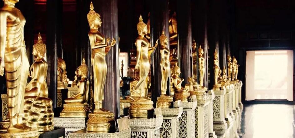Bangkok 3 day itinerary - Temples