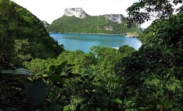 Thailand 2 week itineraries - Ang Thong National Park