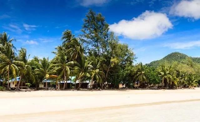Thailand 2 week itineraries - Ko Tao