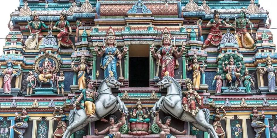 Kuala Lumpur Temples