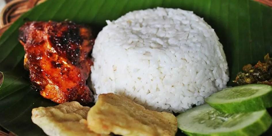 Balinese cuisine sample