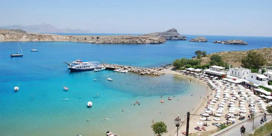 Cheap package holidays in Rhodes
