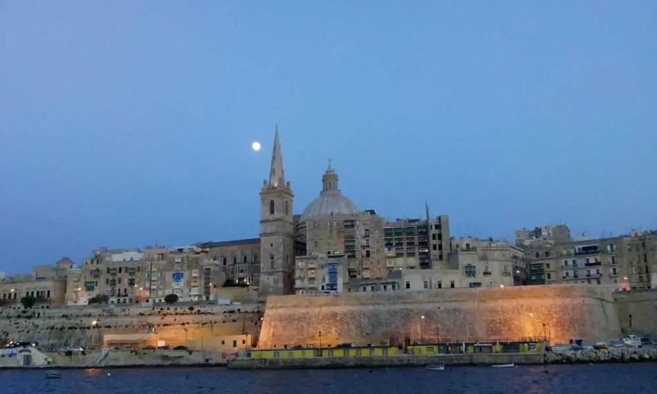 Best bars in Valletta