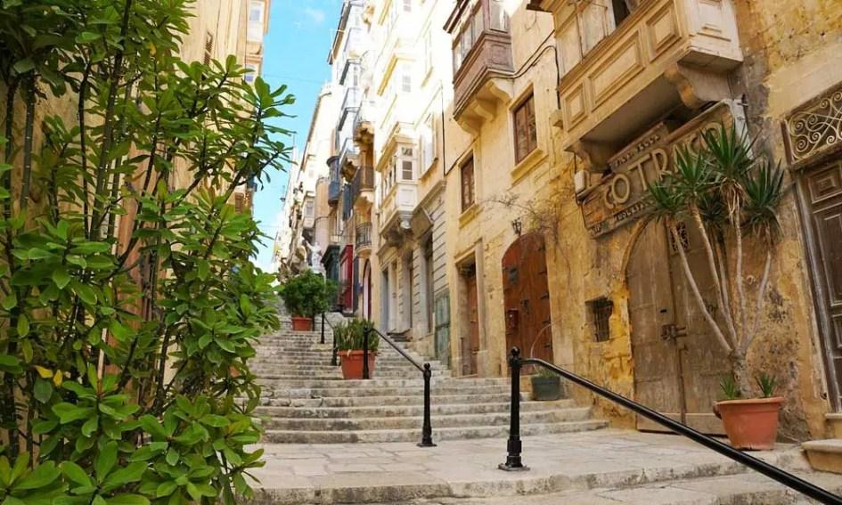 Valleta one day itinerary