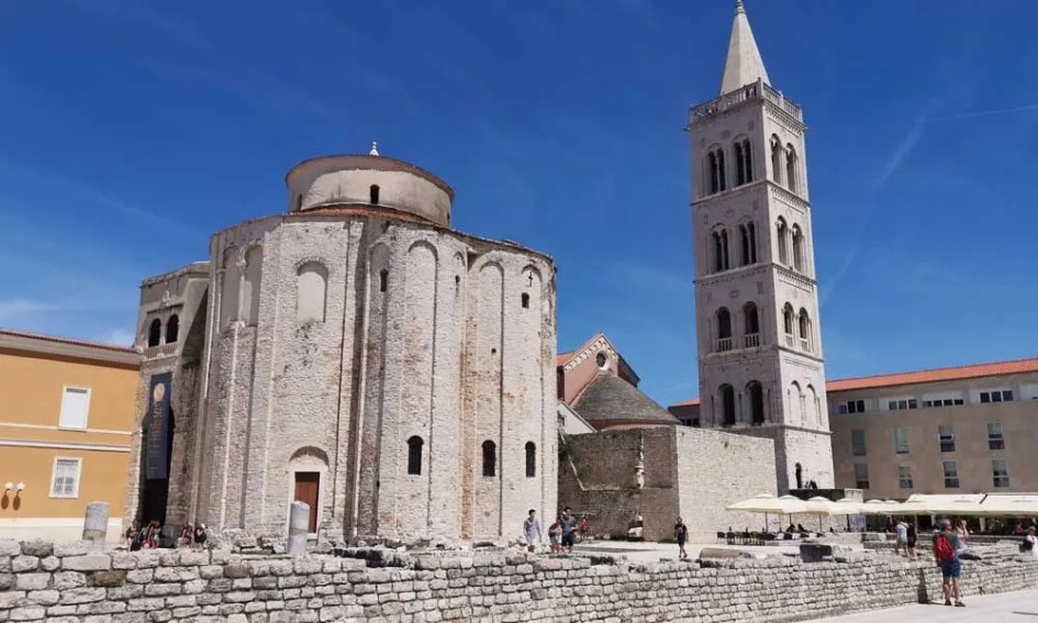 Things to do in Zadar - Shows Roman Forum and Bell Tower