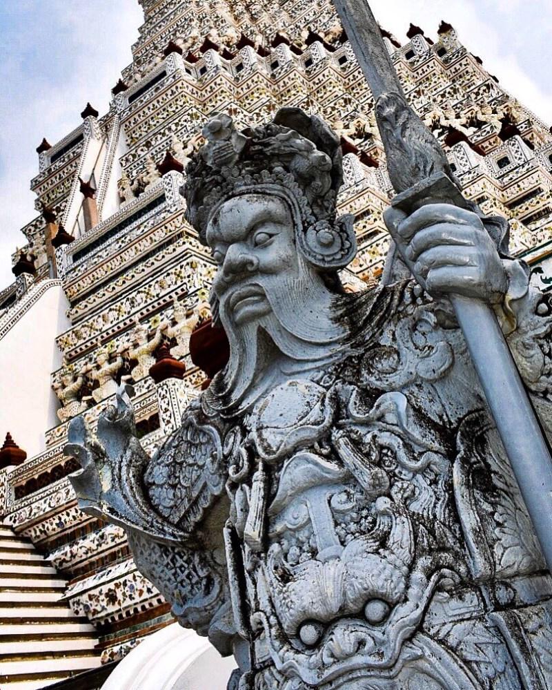 Wat Arun - Bangkok, Thailand