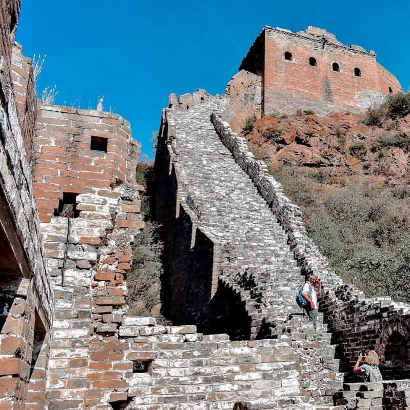 The Great Wall of China - Jinshanling