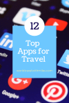 12 Travel Apps you Must Have