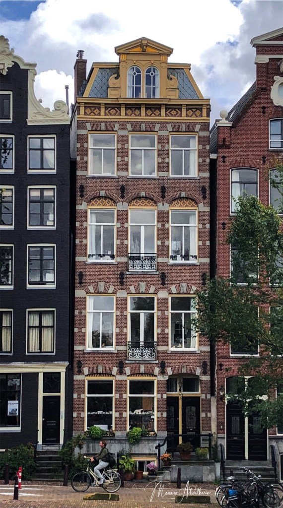 Canal Houses of Amsterdam