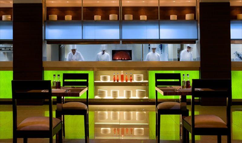 Restaurant Afyä im Traders Qaryat Al Beri