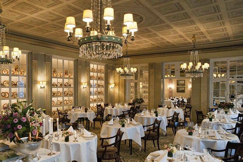 Restaurant Sèvres mit Kurfürstenzimmer
