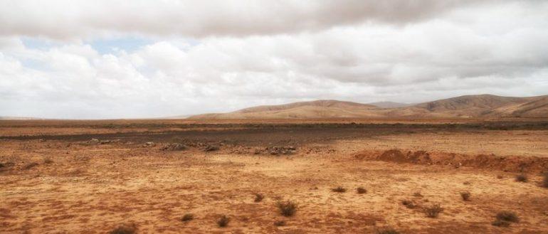 Fuerteventura - Landschaft - Straßen