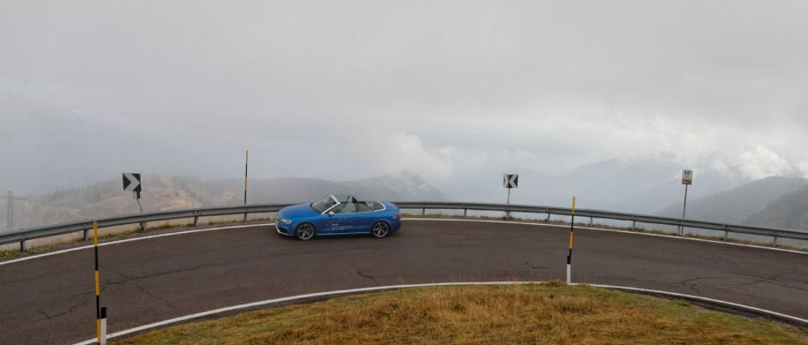 Audi Land of quattro Alpen Tour | RS 5 Cabrio
