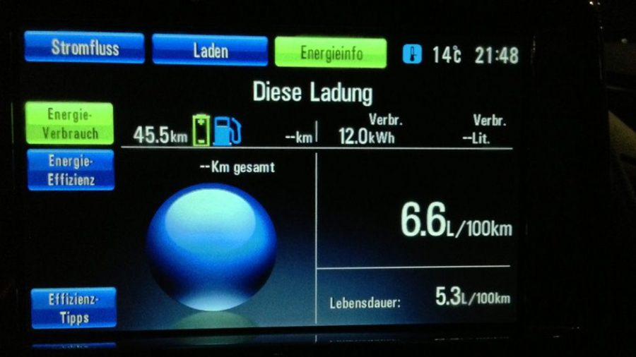 Opel Ampera Fahbericht